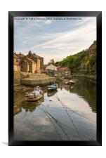 Staithes Beck, North Yorkshire, Framed Print