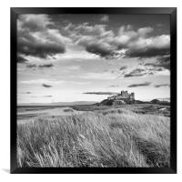 Mighty and Proud in Mono, Framed Print