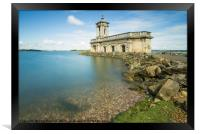 Morning At Normanton Church, Framed Print