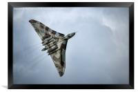 Goodbye Vulcan, Framed Print