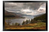 Stormy Haweswater, Framed Print