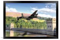 Dambusters Remembered, Framed Print