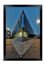 Technology and Innovation Centre, Framed Print