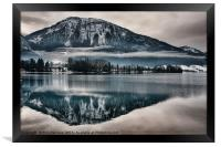 One Moment In Time, Framed Print