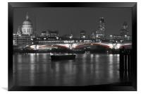 London Skyline, Framed Print
