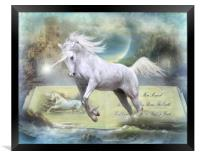 Pure Of Heart, Framed Print