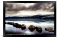 Loch Morlich No.4 (3x2 ratio), Framed Print