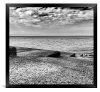 Wade In The Water, Framed Print
