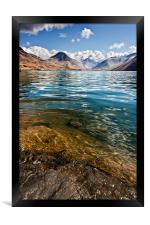 Wast Water, Framed Print