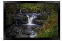 Glenariff Nature Reserve Waterfalls, Framed Print