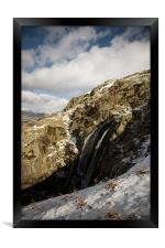 Fisherplace Gill, Framed Print