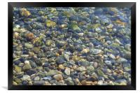 Shallow Water, Framed Print