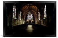 Chichester Cathedral, Framed Print