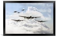 Spitfire Cover, Framed Print