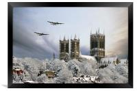 Winter War , Framed Print