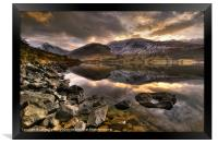 Wast Water, Lake District, Framed Print