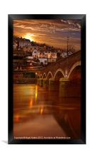 Looe Bridge, Framed Print