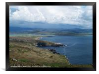 From Crohy Head, Framed Print