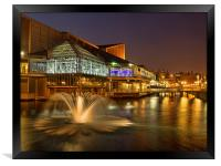 Princes Quay, Framed Print