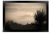 Looking South, Framed Print