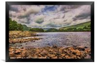 Thirlmere Looking North, Framed Print