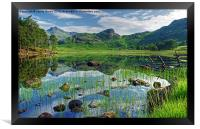Blea Tarn,Lake District, Framed Print
