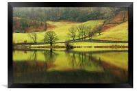 Rydal Water, Framed Print