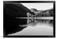 Buttermere, Framed Print