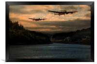 The Dambusters, Framed Print