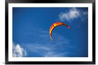 Lets Go Fly A Kite, Framed Mounted Print