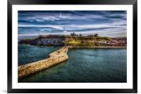 Above and Beyond, Framed Mounted Print