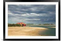 Wells next the Sea Lifeboat Station, Framed Mounted Print