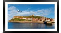 The Essence Of Whitby, Framed Mounted Print