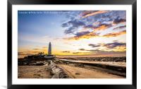 Protect our Coast..........., Framed Mounted Print