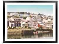 Falmouth, Framed Mounted Print