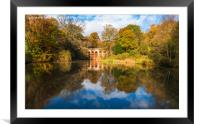 Old viaduct, Framed Mounted Print