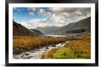 Autumn At Haweswater, Framed Mounted Print