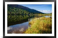 Brothers Water, Framed Mounted Print