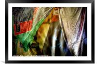 Stories in Colour, Framed Mounted Print
