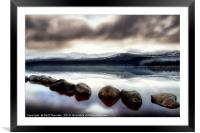 Loch Morlich No.4 (3x2 ratio), Framed Mounted Print