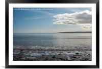 Filey Bay, North Yorkshire - 3, Framed Mounted Print