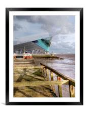 The Deep, Hull, Framed Mounted Print