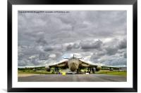 Handley Page Victor XL231, Framed Mounted Print