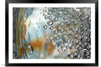 everyday beauty, Framed Mounted Print