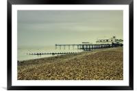 Bognor Regis, Framed Mounted Print