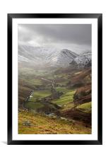 The Nab - Martindale, Framed Mounted Print
