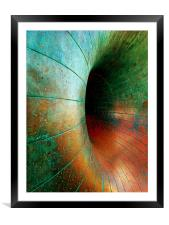 A Ring of bright Colours, Framed Mounted Print