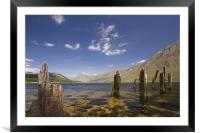 Loch Etive, Framed Mounted Print