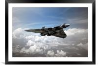 Vulcan Airborne, Framed Mounted Print