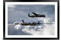 Avro Brothers, Framed Mounted Print